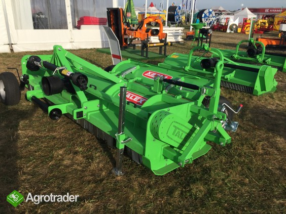 Rozdrabniacz bijakowy mulcher LEO 320 TALEX do nieużytków ugorów traw - zdjęcie 2