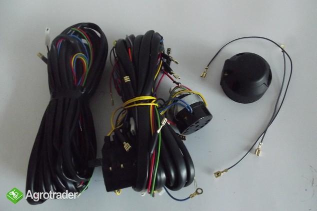 Instalacja elektryczna URSUS C 330 przystosowana do alternatora