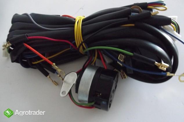 Instalacja elektryczna URSUS C 330 przystosowana do alternatora - zdjęcie 2