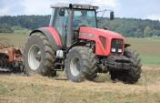Ciągnik rolniczy MASSEY FERGUSON 8280 - 2001 ROK