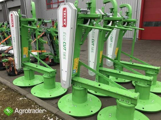 Kosiarka rotacyjna TALEX kosiarki rotacyjne 1,35  1,65  1,85 m hydraul - zdjęcie 4
