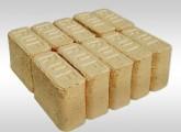 Brykiet drzewny  RUF - dostawa  w cenie- 699 zł\960 kg  opakowanie