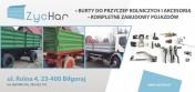 Zychar - Producent burt do przyczep, akcesoria rolnicze