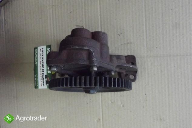 Pompa oleju silnika DT A41 ( 64 zęby) ORYGINAŁ - zdjęcie 2