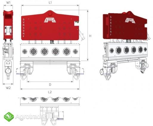 Wibromłot SVR 50 NF do pracy na dźwigu - zdjęcie 1