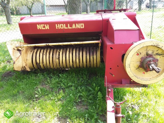 Prasa new holland 276 - zdjęcie 1