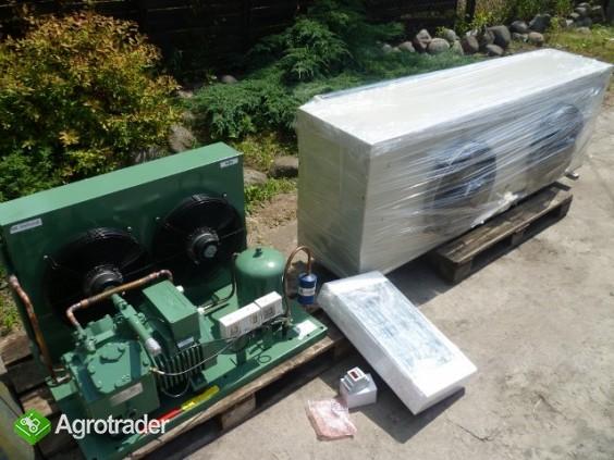Przechowalnia agregat chłodniczy Bitzer spreżarka chłodnicza parownik  - zdjęcie 2