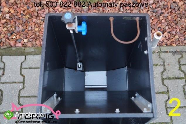 Paśnik Karmnik Automat Paszowy Wyposażenie chlewni Forpig Śrem Verba  - zdjęcie 1