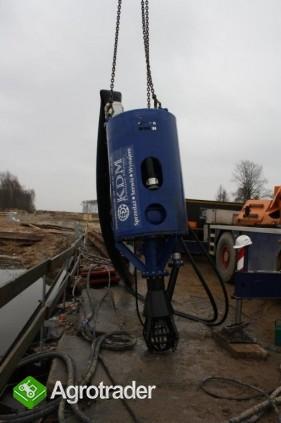 Pompa pogłębiająca DOP - usługi wynajem dzierżawa - zdjęcie 1