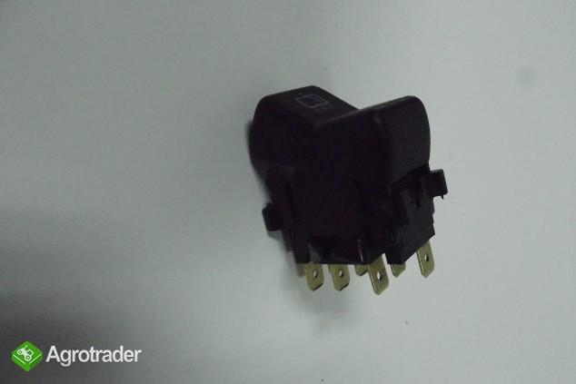 Przełącznik wycieraczek tylnej szyby i spryskiwacz URSUS 4514/5714   P - zdjęcie 1