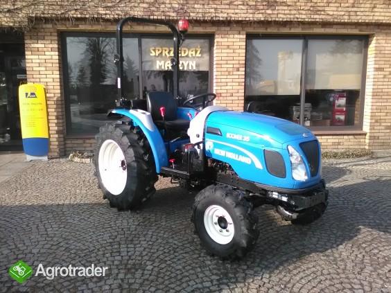 Ciągnik sadowniczy (kompaktowy) New Holland BOOMER 35