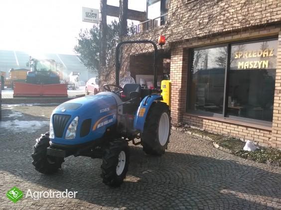 Ciągnik sadowniczy (kompaktowy) New Holland BOOMER 35 - zdjęcie 3