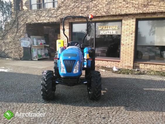 Ciągnik sadowniczy (kompaktowy) New Holland BOOMER 40 - zdjęcie 5