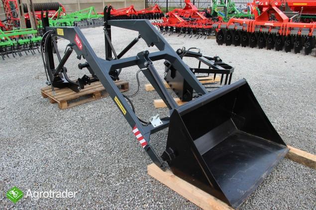 Tur ładowacz czołowy hydrauliczny III ursus c360 c 330 MF 255 T-25 - zdjęcie 2