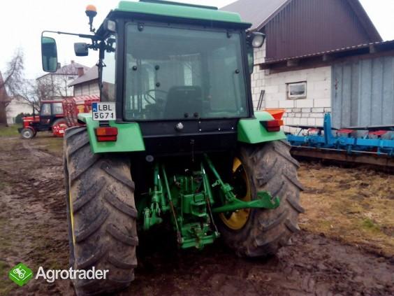 John Deere 2850 TL bogata wersja od rolnika napęd 4x4 - zdjęcie 5