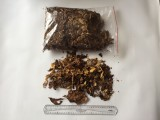 Sprzedaż liści tytoniu - ilości hutrowe