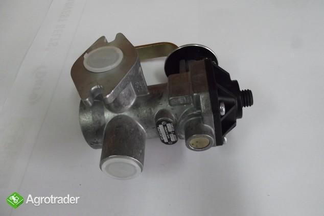 Regulator siły hamowania trzy zakresowy , przyczepy PRONAR 2T - 12T.   - zdjęcie 4