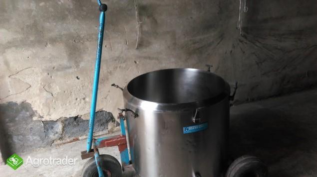 schładzalnik do mleka 200 l wywozowy