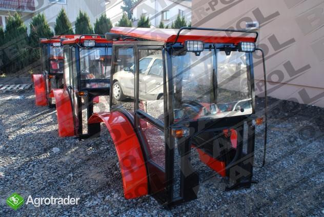 Kabina sadownicza wąska  Ursus C-360 dostępne od ręki! - zdjęcie 6