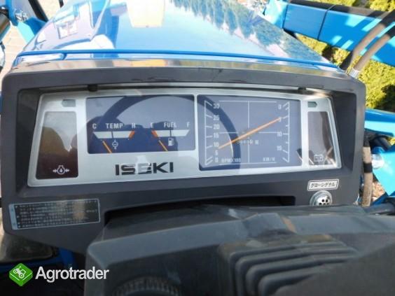 Iseki Landhope TU157 15,5 KM 4X4 SUPER STAN!!!  Kubota Iseki Hako - zdjęcie 5