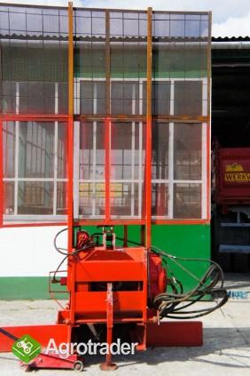 Wyciągarka hydrauliczna Poclain 60410, z Holandii - zdjęcie 6