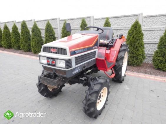 Yanmar F175 super stan mini traktor kubota iseki