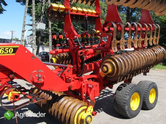 AGREGAT ŚCIERNISKOWY VADERSTAD CARRIER 650 - 2008 ROK  - zdjęcie 3