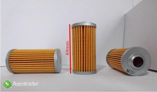 Wkład filtra paliwa Yanmar Iseki Shibaura Filtry