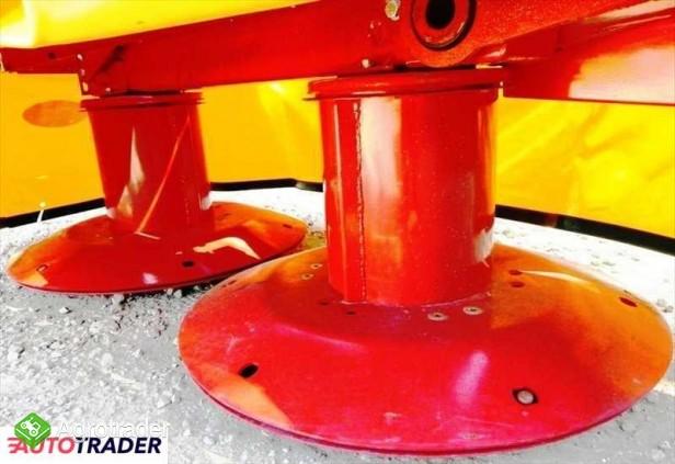 TAD-LEN Kosiarka Rotacyjna 1,65z osłoną (blacha) - zdjęcie 2