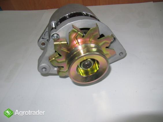 Alternator, podwójne koło pasowe 14 V, 55 A URSUS C 385.    - zdjęcie 2