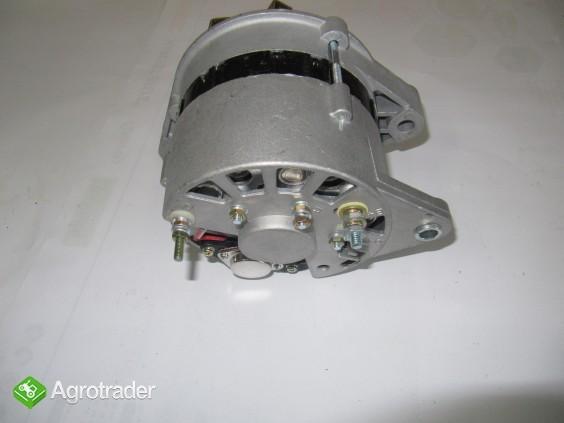 Alternator, podwójne koło pasowe 14 V, 55 A URSUS C 385.    - zdjęcie 4