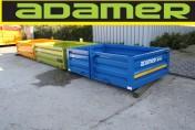 Skrzynia ładunkowa transportowa kontener ciągnik wózek widło ADAMER