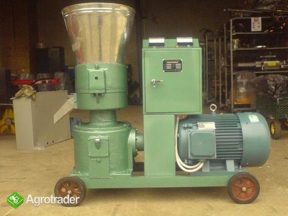 PELLECIARKA: wydajność do 350 kg/h, silnik 11 kW - zdjęcie 1