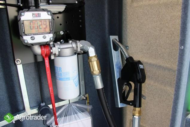 Zbiornik do paliwa cpn on 5000 L fortis dwupłaszczowy na ropę okazja - zdjęcie 7
