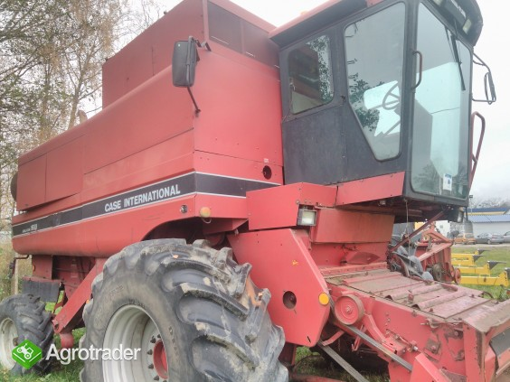 kombajn Case IH Axial-Flow 1680