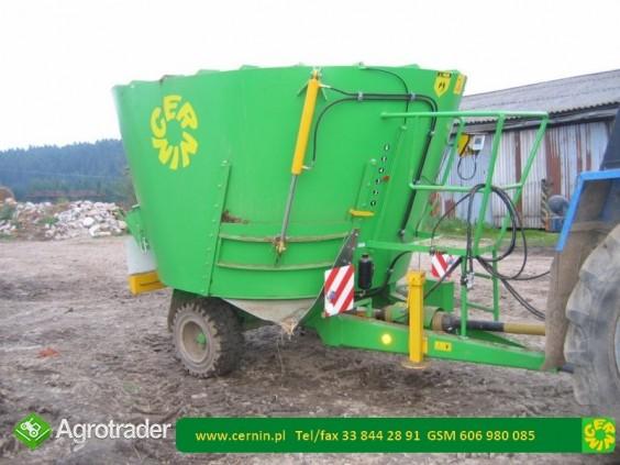 Wóz paszowy Cernin 30 m 3  - zdjęcie 6