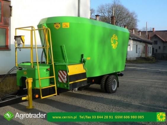 Wóz paszowy 12 -30 m3 - Cernin  - zdjęcie 1