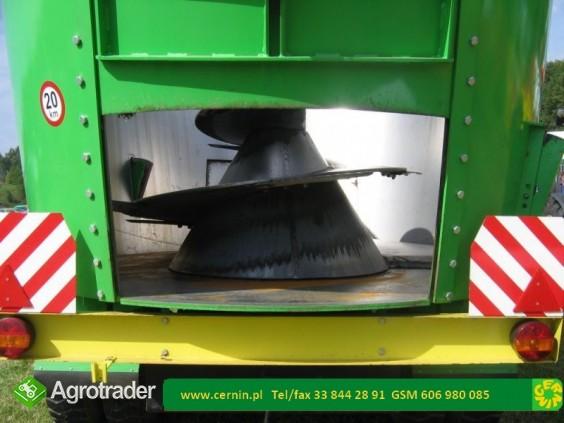 Wóz paszowy 12 -30 m3 - Cernin  - zdjęcie 3