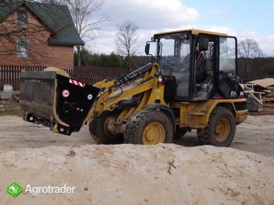 Łyżka , mieszalnik do betonu KOVACO do ładowarki CAT, JCB, VOLVO,CASE - zdjęcie 6