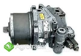 Silnik Linde HMV 105, HMV 135, HMF 135 - zdjęcie 2
