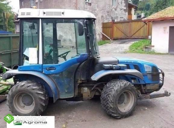 Ciągnik rolniczy BCS VOLCAN 950 Używany 2009 komunalny napęd 91KM - zdjęcie 4
