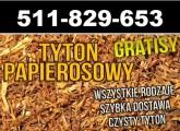 Tytoń papierosowy po świetnej cenie - 65 zł za kilogram! Wysyłka 24H