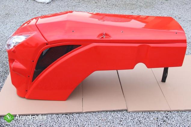Maska ciągnikowa maska do ciągnika C-360 C360 sokółka  - zdjęcie 4