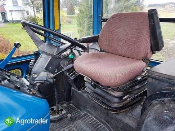 Ciągnik Ford 6610 - Okazja + ładowacz czołowy - zdjęcie 3