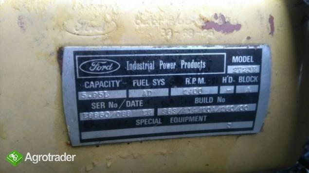 Silnik Ford 2723e New holland 8030,8040,8050,8060 - zdjęcie 1