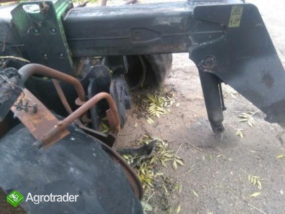 Deutz Agrovector 26.6 30.7 40.8 35.7 29.6 37.6 czesci,ramie,mosty - zdjęcie 3