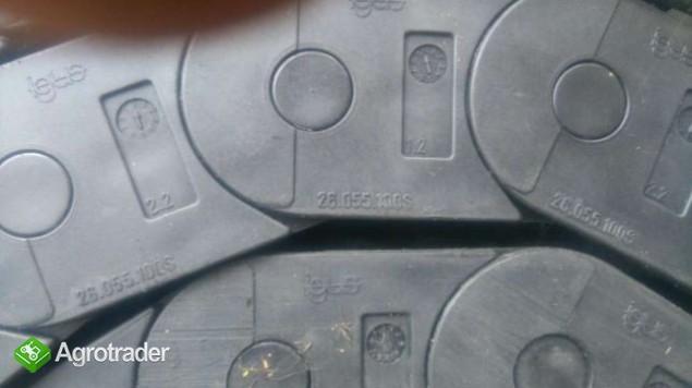 Prowadnik przewodów igus 26.055.100 s Cat,th - zdjęcie 3