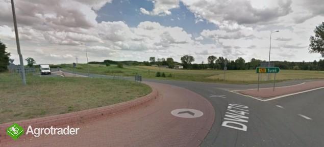 Działka inwestycyjna 1,27 ha z pozwoleniami gm Kościelec