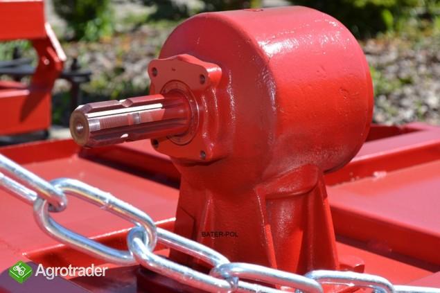 Rozdrabniacz sadowniczy, tłuka 150cm PK18 z kołem podporowym Rotosan - zdjęcie 5
