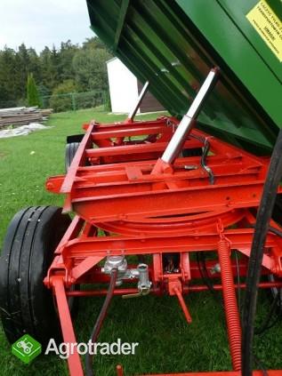 Przyczepa rolnicza ciężarowa THK 5 ton jak nowa OKAZJA wywrotka - zdjęcie 3